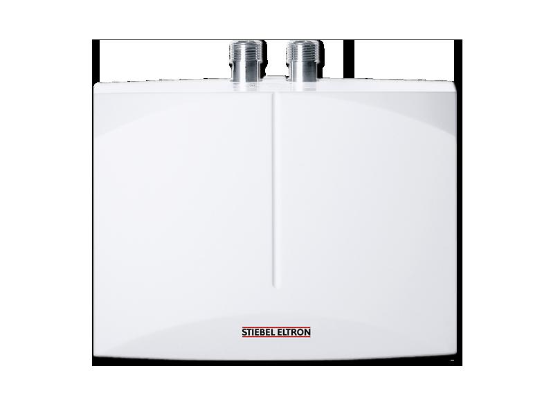 blanc 230 voltsV Stiebel Eltron DNM Mini chauffe-eau instantan/é /à commande hydraulique 185414 3.5 kilowattsW